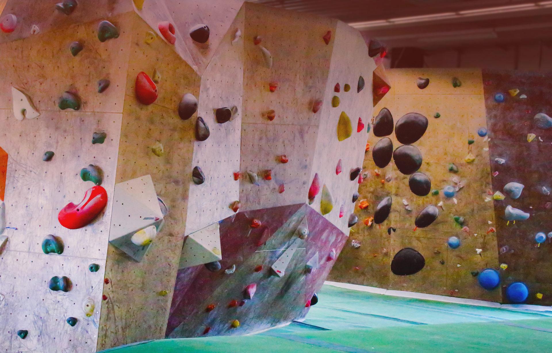 boulder kletterhalle